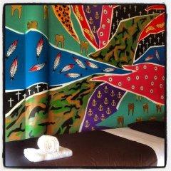Hostel & Surfcamp 55 Кровать в общем номере двухъярусные кровати фото 11