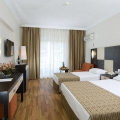 Отель Aydinbey Famous Resort Богазкент комната для гостей фото 2
