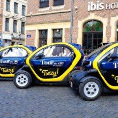 Отель Ibis Centre Gare Midi Брюссель городской автобус