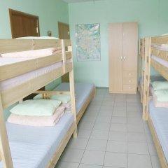 Хостел Эрэл Кровать в общем номере с двухъярусной кроватью фото 10