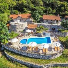 Отель Luxury Villas Lapcici Черногория, Будва - отзывы, цены и фото номеров - забронировать отель Luxury Villas Lapcici онлайн фото 2