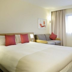 Отель Novotel Waterloo 4* Улучшенный номер фото 2