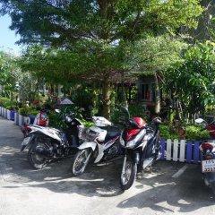 Отель Nadapa Resort парковка
