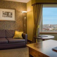 Отель Hilton Glasgow комната для гостей фото 17