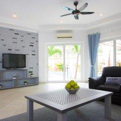 Отель Magic Villa Pattaya 4* Вилла Делюкс с различными типами кроватей фото 22