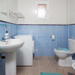 Отель Bungalow La Mareta ванная