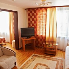 Гостиничный Комплекс Русь 3* Люкс повышенной комфортности с различными типами кроватей фото 5