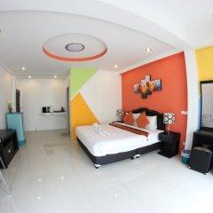 Отель Tulip Inn 3* Стандартный номер разные типы кроватей