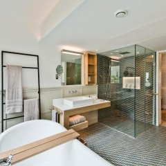 Отель LUX* Grand Gaube 5* Улучшенный номер с различными типами кроватей фото 4
