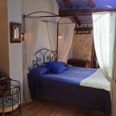 Отель El secreto del Castillo Мадеруэло комната для гостей