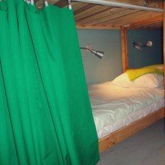 Хостел Фонтанка 22 Кровать в общем номере с двухъярусной кроватью