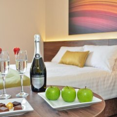 Nox Hotel 3* Стандартный номер с двуспальной кроватью фото 4