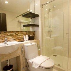 Отель Prestige Suites Bangkok Улучшенный номер