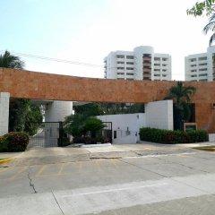 Отель Condominio Mayan Island Playa Diamante Апартаменты с различными типами кроватей фото 7
