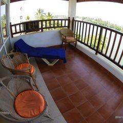 Отель Marina Bentota Шри-Ланка, Бентота - отзывы, цены и фото номеров - забронировать отель Marina Bentota онлайн балкон