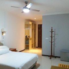 Отель Nazaki Residences Beach 4* Стандартный номер с различными типами кроватей фото 3
