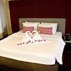 Отель Z Through By The Zign 5* Номер Делюкс с различными типами кроватей фото 20