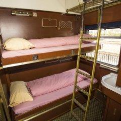 Отель Train Lodge Amsterdam Нидерланды, Амстердам - отзывы, цены и фото номеров - забронировать отель Train Lodge Amsterdam онлайн комната для гостей фото 4
