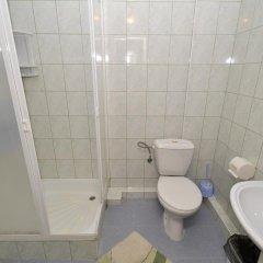 Гостиница Анапский бриз в Анапе 1 отзыв об отеле, цены и фото номеров - забронировать гостиницу Анапский бриз онлайн Анапа ванная