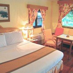 Отель Sunset Village Beach Resort 4* Коттедж с различными типами кроватей фото 3