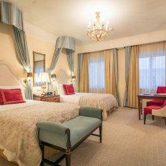 Гостиница Four Seasons Lion Palace St. Petersburg 5* Номер Four Seasons с различными типами кроватей фото 2