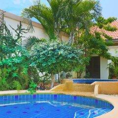 Отель Villa Tortuga Pattaya 4* Улучшенная вилла с различными типами кроватей фото 10