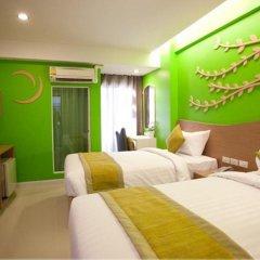 SF Biz Hotel 3* Номер Делюкс с различными типами кроватей фото 11
