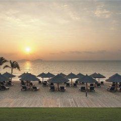 Отель The St. Regis Sanya Yalong Bay Resort – Villas пляж