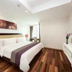 Отель Adelphi Grande Sukhumvit By Compass Hospitality Бангкок комната для гостей фото 4