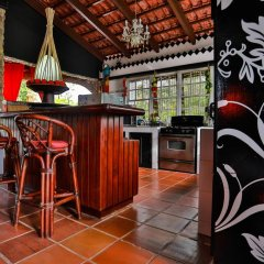 Отель Buddha Villa Колумбия, Сан-Андрес - отзывы, цены и фото номеров - забронировать отель Buddha Villa онлайн интерьер отеля фото 3