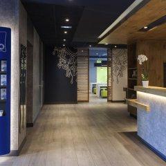 Отель Ibis Budget Madrid Calle 30 Испания, Мадрид - отзывы, цены и фото номеров - забронировать отель Ibis Budget Madrid Calle 30 онлайн интерьер отеля фото 3