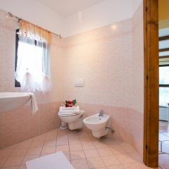 Отель Casa Cima Порлецца ванная