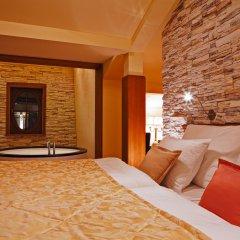 Hotel Quisisana Palace 5* Номер Делюкс с различными типами кроватей фото 6