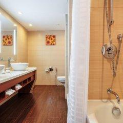 Гостиница Hilton Garden Inn Краснодар (Хилтон Гарден Инн Краснодар) 4* Улучшенный номер разные типы кроватей фото 4