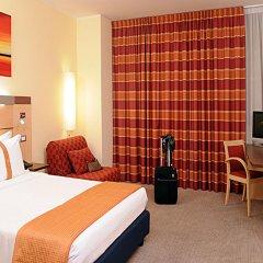 Отель iH Hotels Milano Gioia 4* Стандартный номер с различными типами кроватей фото 10
