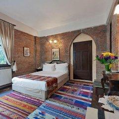 Hotel Kalehan 2* Номер Делюкс с различными типами кроватей фото 3
