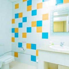 Апартаменты Phuket Center Apartment Люкс с различными типами кроватей фото 4