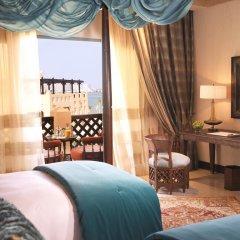 Отель Sharq Village & Spa 5* Стандартный номер с различными типами кроватей фото 3