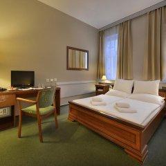 Three Crowns Hotel Prague 4* Номер категории Эконом с различными типами кроватей