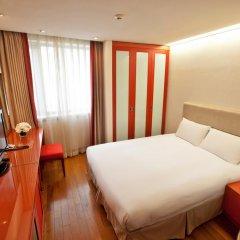 Hotel Prince Seoul 3* Стандартный номер с различными типами кроватей фото 6