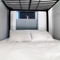HighRoad Hostel DC Номер категории Эконом с различными типами кроватей фото 4