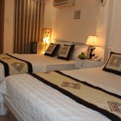 Legend Saigon Hotel Семейный номер Делюкс с двуспальной кроватью фото 3