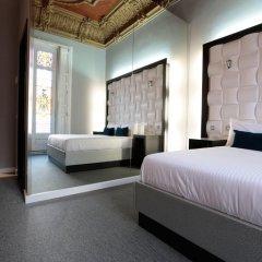 Отель Amra Barcelona Gran Via 3* Стандартный номер с различными типами кроватей фото 14