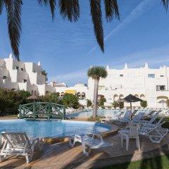 Отель Vilamor Apartments Португалия, Портимао - отзывы, цены и фото номеров - забронировать отель Vilamor Apartments онлайн бассейн фото 2