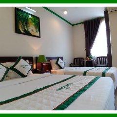 Green Hotel 3* Номер Делюкс с различными типами кроватей фото 10