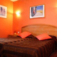 Отель Carina Tour Eiffel 3* Стандартный номер с различными типами кроватей фото 10