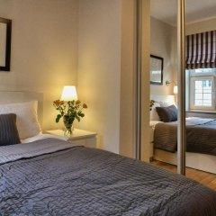 Отель Gdansk Deluxe Apartments Польша, Гданьск - отзывы, цены и фото номеров - забронировать отель Gdansk Deluxe Apartments онлайн комната для гостей фото 5