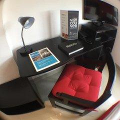Отель Suites Malecon Cancun Стандартный номер с различными типами кроватей фото 5