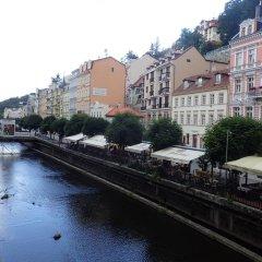 Отель Paderewski Чехия, Карловы Вары - отзывы, цены и фото номеров - забронировать отель Paderewski онлайн приотельная территория