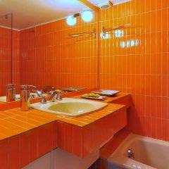Отель Hidesign Luxury Tube Apt in Kolonaki ванная